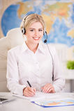 Travel agency Royalty Free Stock Photography
