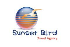 Travel Agency Logo Design Royalty Free Stock Image