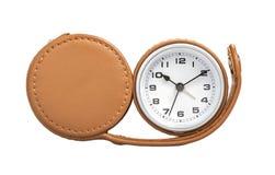 Travel alarm clock Stock Photo