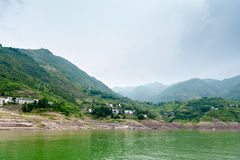 Travel along the Yangtze Stock Photography