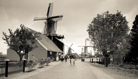 Travel Amsterdam city Holland Europe Royalty Free Stock Photos