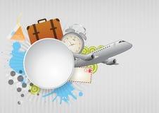 Travel area Royalty Free Stock Image