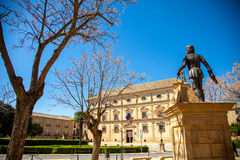 Travel around Andalusia, south of Spain Stock Photo