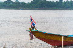 Travel around chiang khan Loei,The important water resources are the Mekong river Stock Photos