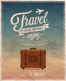 Travel around the world. Vector illustration Royalty Free Stock Images