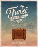 Travel around the world. Vector illustration royalty free illustration