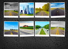Travel Background Royalty Free Stock Image