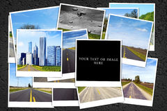Travel background Royalty Free Stock Photo