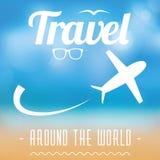 Travel background royalty free stock photos