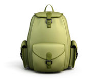 Travel backpack Stock Image