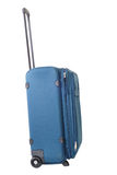 Travel bag. Isolated on white background Stock Images