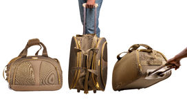 Travel bag Stock Image