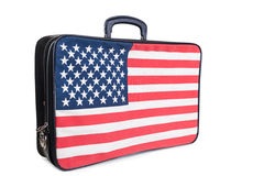 Travel bag Royalty Free Stock Photography