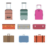 Travel Bag Set Stock Image