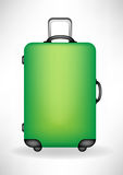 Travel bag/trolley Stock Photography
