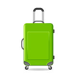 Travel bag vector illustration. Royalty Free Stock Images