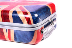 Travel baggage Stock Images