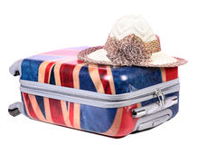 Travel baggage Royalty Free Stock Image