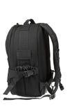 Travel bagpack and tag Stock Image
