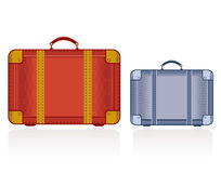 Travel bags Royalty Free Stock Image