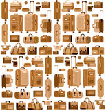 Travel bags . Luggage suitcase Royalty Free Stock Photos