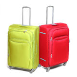 Travel bags. Royalty Free Stock Photos