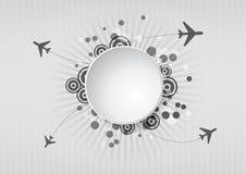 Travel balnk area Royalty Free Stock Images