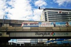 Travel in bangkok Stock Image