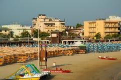 Travel beach Romagna Royalty Free Stock Photo