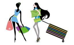 Travel Beauty Shop Royalty Free Stock Image