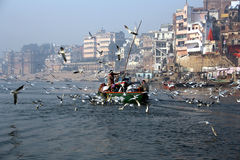 Travel Benaras Stock Photo
