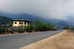 Travel Bhutan Stock Images