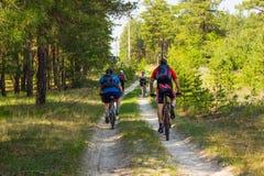 Travel by bike Stock Photos