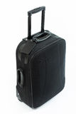 Travel black Suitcase Royalty Free Stock Photography
