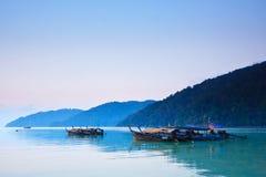 Travel Boat Stock Photo