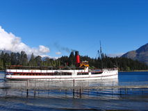 Free Travel Boat In Queenstown Stock Photos - 4438413