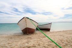 Travel boats Royalty Free Stock Photos