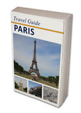 Travel Book Paris Royalty Free Stock Image