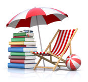 Travel books Royalty Free Stock Photography