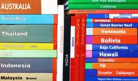 Travel books Stock Photography