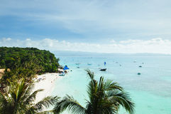 Travel Boracay Stock Image
