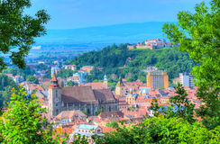 Travel Brasov, Romania Royalty Free Stock Images