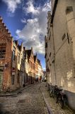 Travel in Brugge Royalty Free Stock Photos