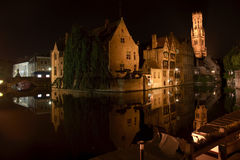 Travel in Brugge Royalty Free Stock Images