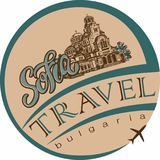 Travel. Bulgaria. Sofia. Sketch. The Cathedral of St. Alexander Nevsky. Tourism industry. Vacation. Vector. royalty free illustration