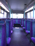Travel On The Bus 4. This was taken on a 179 bus which was going to Ilford Stock Photos