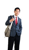 Travel Businessman Royalty Free Stock Photo