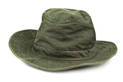 Travel cap Royalty Free Stock Images