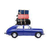 Travel by car Royalty Free Stock Photo