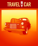 Travel by car Stock Images